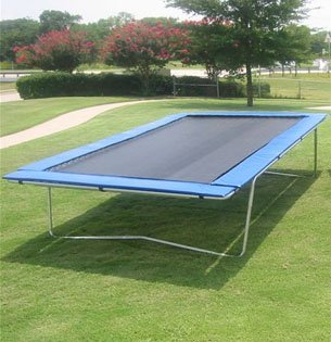 Olympic Trampoline For Adults