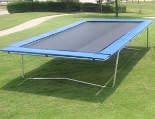 10 x 17 Olympic Rectangle Trampoline