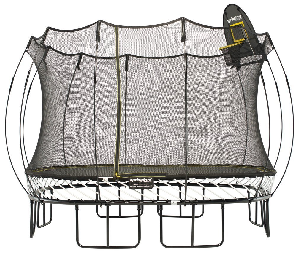 best square trampoline