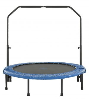 Upper Bounce Best Mini Foldable Exercise Trampoline