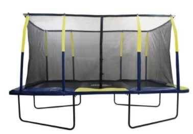 Upper Bounce Spacious Rectangular Trampoline
