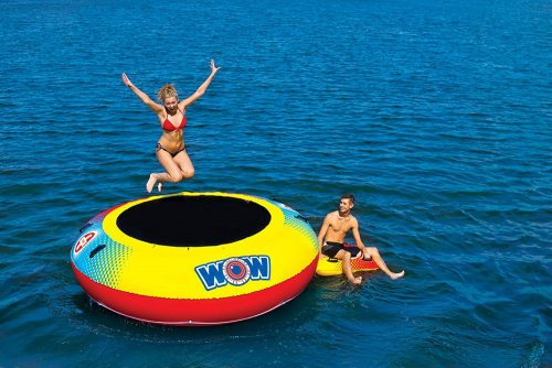 WOW Sports Bouncer trampoline reviews
