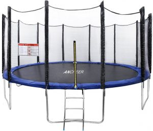 Best Outdoor Trampoline 2018