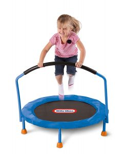 Little Tikes 3' best trampoline for kids