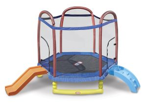 Little Tikes 7' Climb and Slide for kids