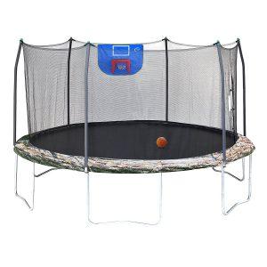 outdoor trampolines for kids Skywalker 15' best trampoline for kids