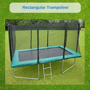 Trampoline size guide