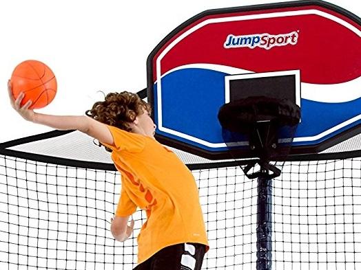 Trampoline Basketball Hoop | 5 Best Trampoline Basketball ...