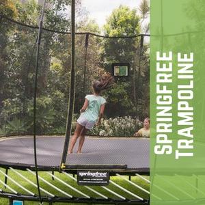 Springfree vs Trampoline Springs