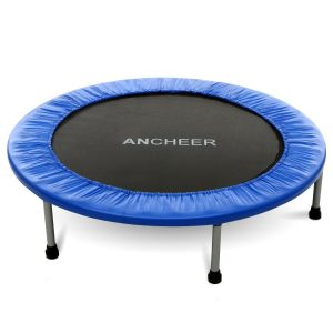 ancheer heavy and duty trampoline