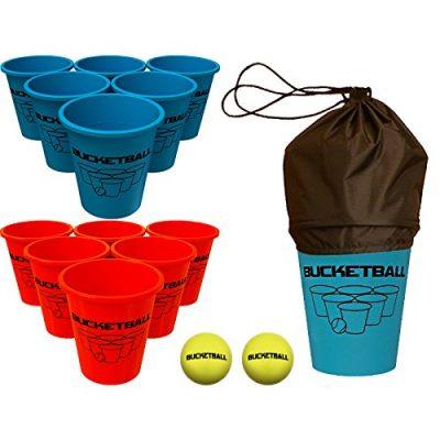 bucketball giant games