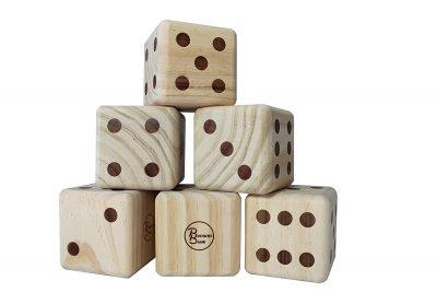 giant games wooden yardzee