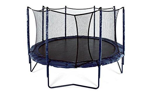 jumpSport Elite 14Ft Trampoline with Enclosure