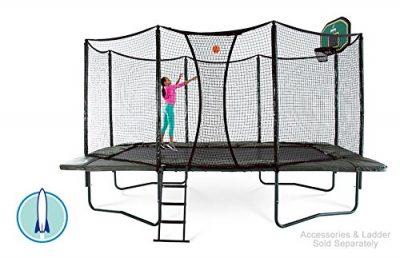 Biggest trampoline alleyoop