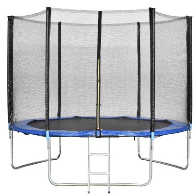 Bounciest trampoline ever gigantex