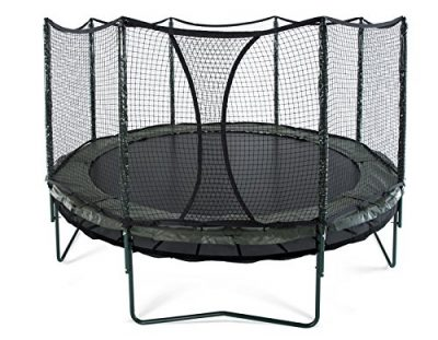 bounciest trampoline alley pop