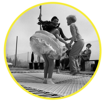 first trampoline parks 1960s