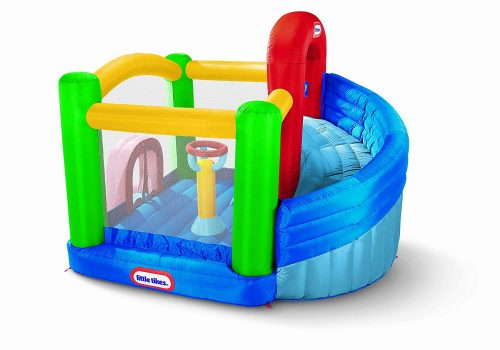 bounce house reviews spiral