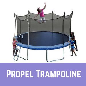 propel trampoline