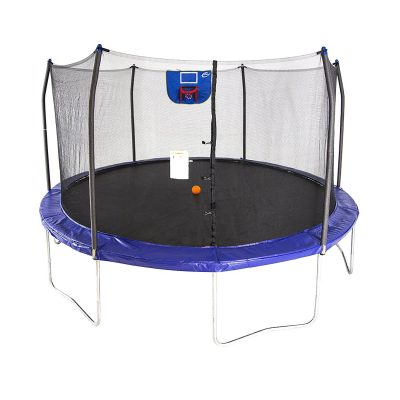 trampoline with enclosure skywalker
