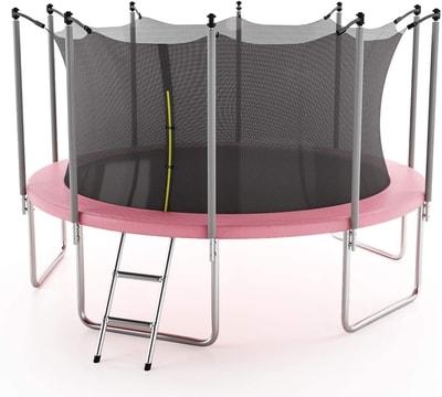 Bounciest trampoline ever gigantex