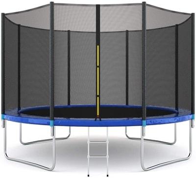 giantex the bounciest trampoline
