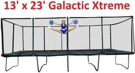 galactic xtreme Rectangular Gymnastics Trampoline
